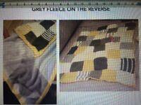 LOST babies blanket STRATFORD/PLAISTOW