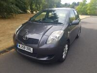 2008 automatic diesel Toyota Yaris 1.4 with full service history in excellent condition