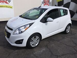 2015 Chevrolet Spark LT, Automatic, Steering Wheel Controls