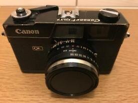 Canonet QL17, Leica quality for a 10th of the price!!!
