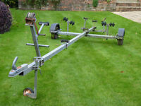 Boat Trailer (approx. 16 ft boat)