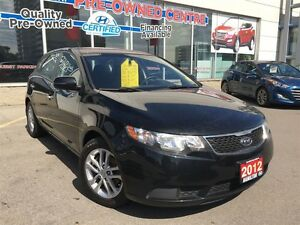 2012 Kia Forte 5-Door | EX | ALLOYS | HEATED SEATS | PWR GRP | K