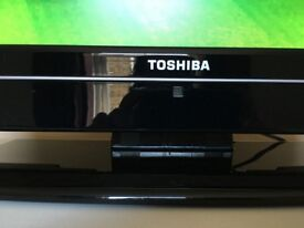 Toshiba 19inches Widescreen HD Ready LCD TV with Freeview