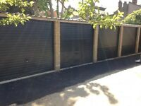 SOUTHEND - 6 BRAND NEW GARAGES/STORE UNITS TO LET - IN PRIVATE GATED COMPOUND