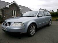 2003 VW PASSAT ESTATE SPORT