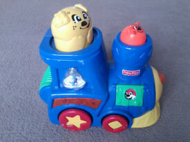 Fisher Price Train kids toy