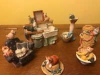 peter fagain collectibles and cats collectibles