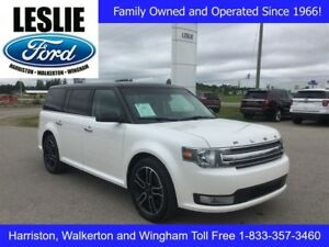 2015 Ford Flex SEL | AWD | One Owner | Remote Start
