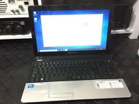 Packard Bell Laptop, 8GB RAM, 500GB HDD, Windows 10