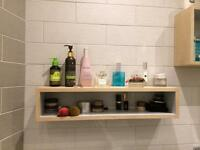 Bathroom Shelf from John Lewis - New