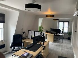 Private 3/4 person Office, Fulham Broadway. Opposite Tube Station. Private listing, no agent's fees