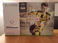 Xbox One S 500gb and Fifa 17 *BRAND NEW AND SEALED*