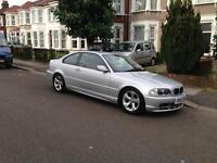 BMW 318ci 2003 may swap