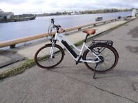 ELECTRIC BICYCLE - CITY