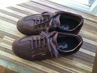 Grisport leather walking shoes size 42
