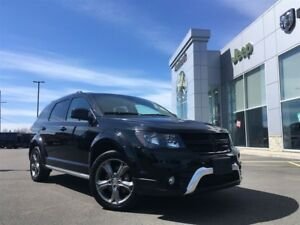2017 Dodge Journey CROSSROAD BACKUP CAM, REMOTE START $88* WKLY!