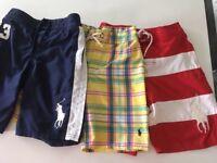 Ralf Lauren boys shorts