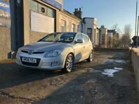 Hyundai i30 low miles