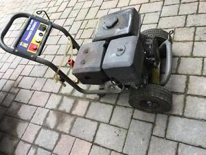 Pressure Washer - 4.0 GPM - 3700 PSI - 13 HP Powerfist Engine