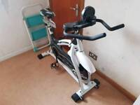 Gym master avalanche spin bike