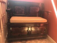 Antique Bench - Lovely Condition