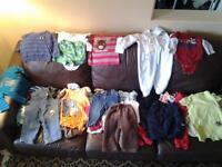 baby boy clothes: 9 months