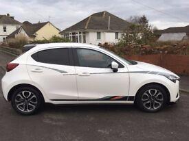 Mazda 2 1.5 (start/stop) SPORTSBLACK SPECIAL EDITION FIRST REG NOVEMBER 2015