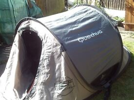 2 Bed Tent
