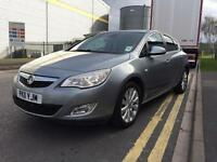 2011 Vauxhall Astra J Elite 2.0 Automatic 65k Miles Diesel Drives Like New FSH 1YR MOTRecent Service