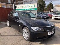BMW 3 Series 3.0 330d M Sport Touring 5dr£4,450 p/x welcome FREE WARRANTY. NEW MOT