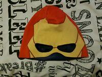 Boys iron man/captain America hat