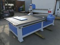 CNC Router 8ft by 4ft with 4.5kw spindle