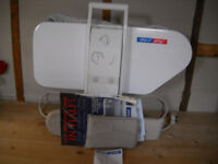 Electric Ironing Machine, as new.