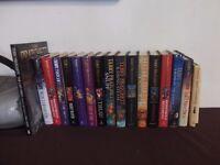 16 Hardcover Terry Pratchett Books