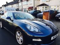 PORSCHE PANAMERA S-HYBRID 2011 FULL PORSCHE HISTORY HPI CLEAR 2 KEYS 1 PREVIOUS OWNER NOT MERCEDES
