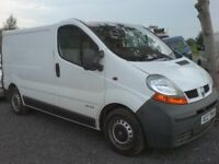 LOOKING FOR A RENAULT TRAFFIC OR VAUXHALL VIVARO, ONE IN NEED OFF REPAIR WOULD SUIT