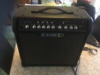 Line 6 30W guitar amplifier