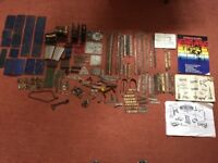 Vintage Meccano and booklets