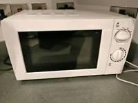Microwave - 17L 700W White Colour