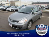 2008 Nissan Versa 1.8S, A/C, TRADE IN, SAVE
