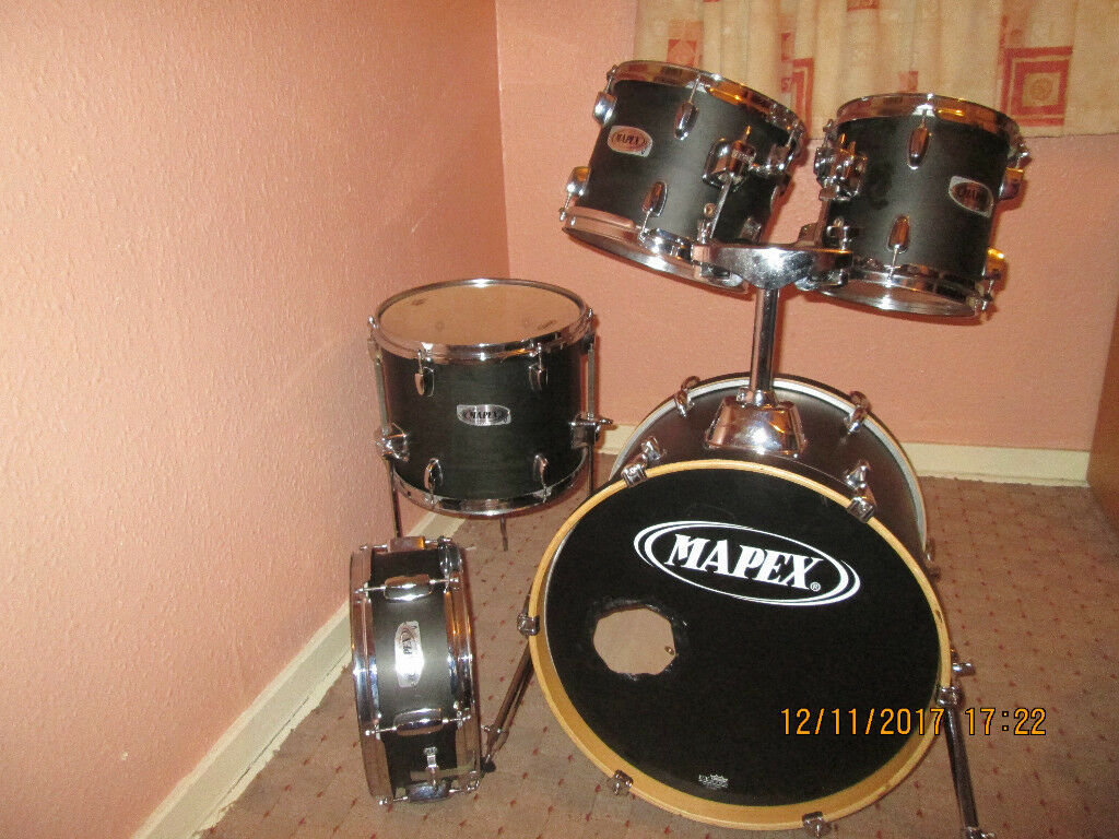 DRUMS SHELL PACK MAPEX VENUS FOR SALE