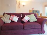 3 seater DFS Sofa , good condition