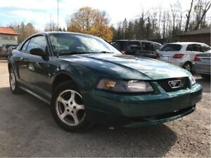 2002 Ford Mustang 1 Owner 3.8L V6 Auto  Power Group  A/C