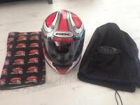 KBC motorbike helmet neck scarf and cover