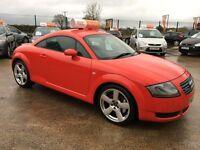 Late 2002 Audi TT 1.8T 225bhp Quattro **Full Service History) (Low Miles** (beetle,golf,mini)