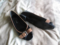 Ladies shoes - size 5 / Moda in pelle