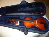 Violin 1/2 size-Mayflower-EXCELLENT CONDITION