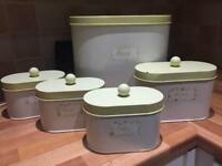 Kitchen canisters from Next