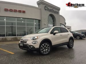 2016 Fiat 500X Trekking Plus/REMOTE START/ NAV /$81 WKLY