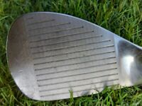 52 degree Golden Bear Golf Wedge - milled face